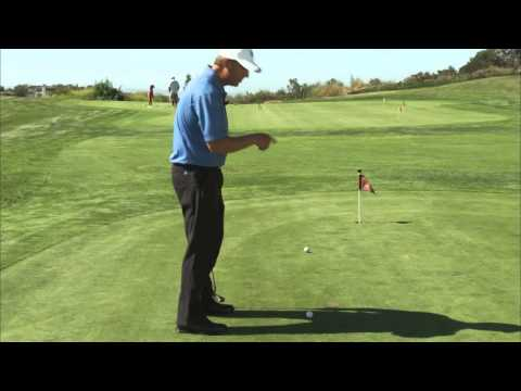 how to play a shot out of the bunker youtube