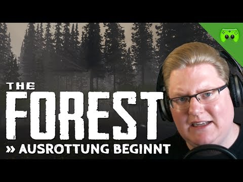 THE FOREST # 5 - Ausrottung beginnt «» Let's Play The Forest | HD