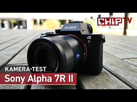 Sony Alpha 7R II - Vollformat-Kamera im Test | CHIP