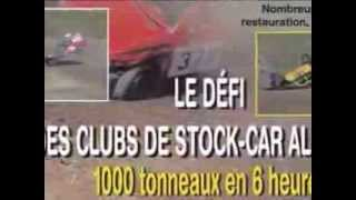 Illzach France  city pictures gallery : STOCK CAR Renault 4 / ILLZACH-ALSACE 68 FRANCE