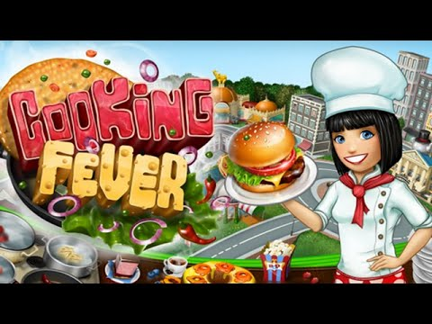 Cooking Fever Official Launch Trailer (iOS)
