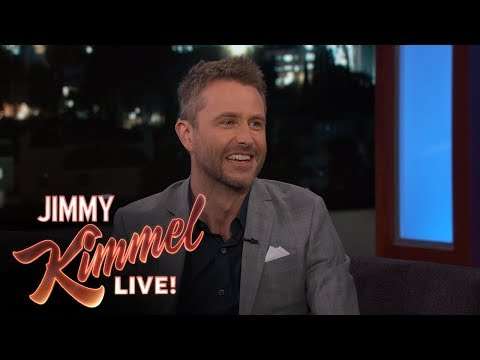 Chris Hardwick on His New Game Show & LeBron James