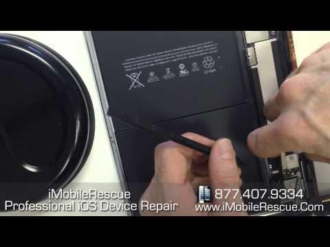 iPad Air Screen Replacement – Full Repair Tutorial – iMobileRescue Inc