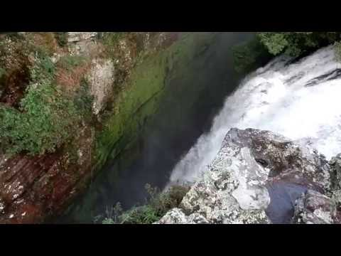 Cachoeira do Rio Lajeado Grande