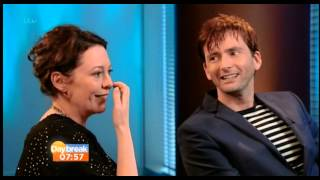 Broadchurch starts on ITV at 9pm on Monday 4th March.