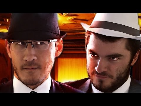captainsparklez - Sometimes even the most sophisticated gentlemen have disputes... If you enjoyed this video please click the LIKE button! It really helps! Subscribe Today! ▻ http://bit.ly/Markiplier CatpainSparkl...