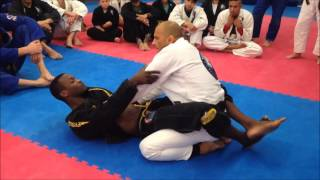 Jiu Jitsu Guard Break w Rodrigo Medeiros at Tsunami BJJ ...