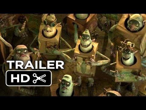 Official - Subscribe to TRAILERS: http://bit.ly/sxaw6h Subscribe to COMING SOON: http://bit.ly/H2vZUn Like us on FACEBOOK: http://goo.gl/dHs73 The Boxtrolls Official Te...