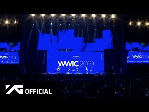 WINNER - WWIC 2019 '그 노래' 1부