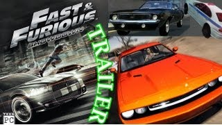 Nonton Fast & Furious Showdown Gameplay Trailer PC HD Film Subtitle Indonesia Streaming Movie Download