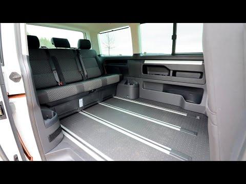 New 2020 Volkswagen Multivan Bulli 6.1 | Interior (Multimedia, Practicality)