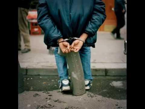 """Karim el Gang, rappeur algérien """"next generation"""""""
