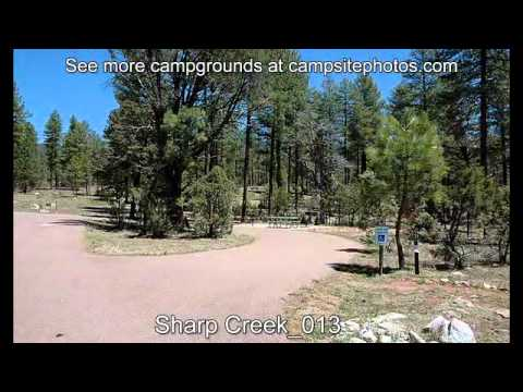 Sharp Creek Campground, Tonto National Forest, Arizona Campsite Photos