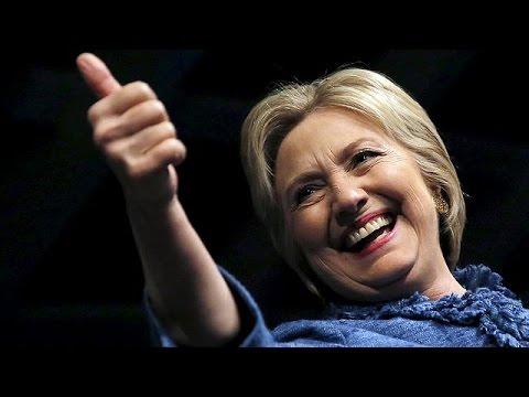 Άνετη επικράτηση για την Χίλαρι Κλίντον