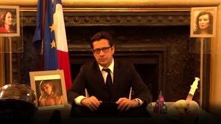 Video 2017 : Laurent Gerra imite les voeux de François Hollande MP3, 3GP, MP4, WEBM, AVI, FLV Mei 2017