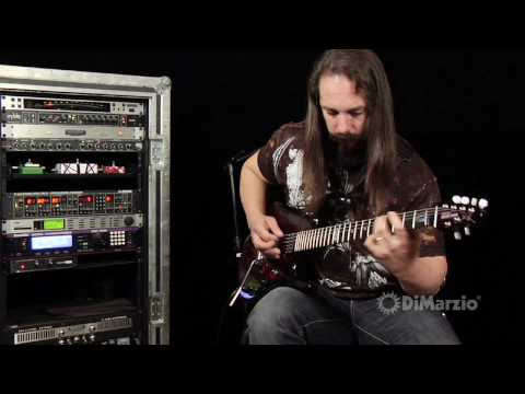 Petrucci - John Petrucci (Dream Theater) talks about his new Music Man guitar, working with DiMarzio & Ernie Ball, his live performances v. studio work, technique & tes...