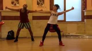 LiL Wayne - Beat The Sh*t || Choreography By Burcu Gidenoglu
