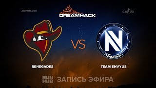 Renegades vs EnVyUs - DreamHack Open Atlanta 2017 - map 1 - de_cache [MintGod, CrystalMay]