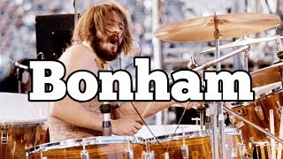 Video John Bonham: Achieving The Bonham Drum Sound MP3, 3GP, MP4, WEBM, AVI, FLV November 2018