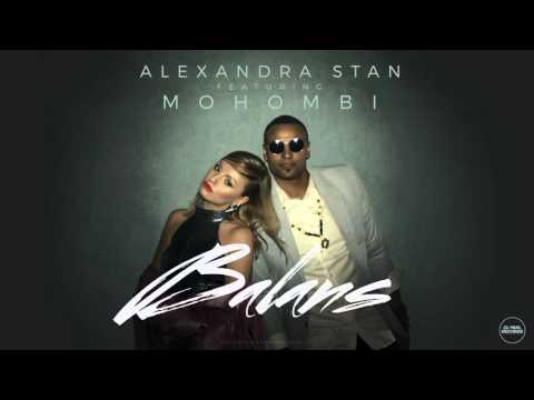 Alexandra Stan feat. Mohombi - Balans (Official Audio) (видео)