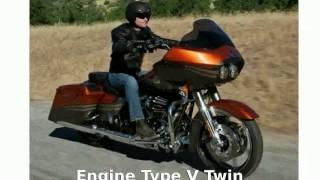 2. 2011 Harley-Davidson Road Glide Custom  motorbike Info Transmission Features Specs