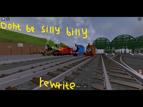 Don't be silly Billy Roblox remakes and rewrites