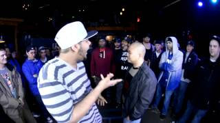 KOTD Prove Yoself | Lunes vs. Patron