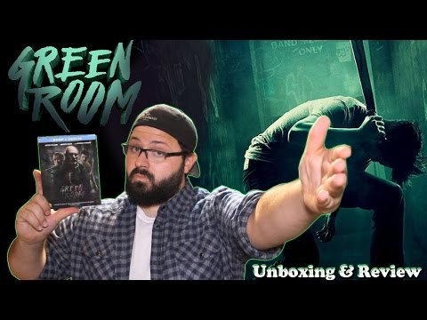 Green Room Bluray Unboxing & Review | BLURAY DAN