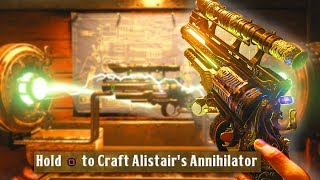 DEAD OF THE NIGHT: ALISTAIR'S ANNIHILATOR UPGRADE GUIDE (Alistair's Folly Upgrade Full Tutorial)