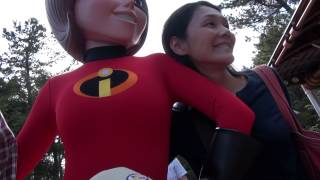 Nonton Photo With Mrs  Incredible  Tokyo Disneysea  Film Subtitle Indonesia Streaming Movie Download