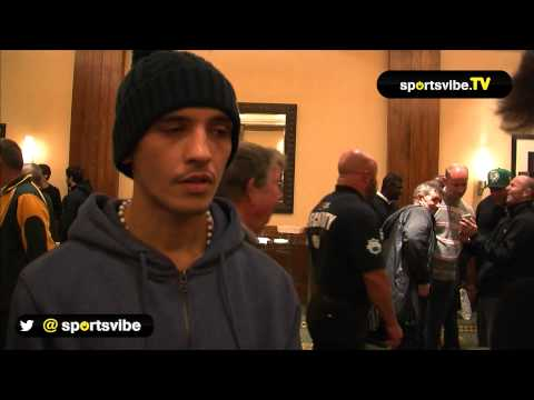 Lee Selby Is Confident Ahead Of His Fight With Joel Brunker