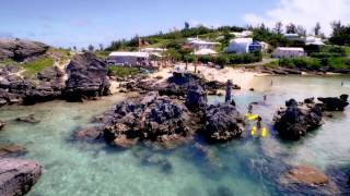 From indulging in traditional dishes to horseback riding on the beach, the activities never end when exploring Bermuda.