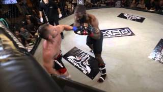 Jennings vs Cicero MMA event. Live streaming clip from Bahia Mar, Fort Lauderdale FL. Video Production by Yarock Productions.