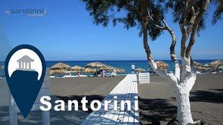 Santorini | Perissa Beach