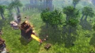 Age of Empires III The Asian Dynasties trailer