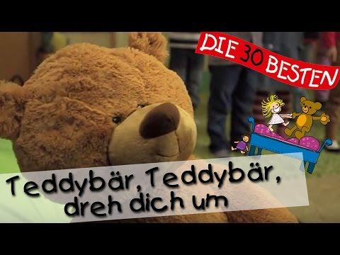 Teddybär, Teddybär, dreh dich um - Singen, Tanzen und Bewegen    Kinderlieder