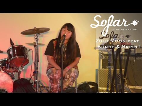 Zulu Moon Feat. Kunde & Saimn-I - Realeyez | Sofar Ghent