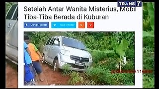 Video On The Spot - Kendaraan Nyasar Secara Misterius MP3, 3GP, MP4, WEBM, AVI, FLV Februari 2018