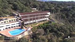 Grazalema Spain  City pictures : Hotel Fuerte Grazalema Aerial Video
