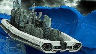 Minecraft | CREATE YOUR OWN BOAT&SHIP MOD Showcase! (Boat Mod, Speed Boat, Battleship)