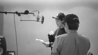 Far East Movement & EXO 찬열 - Freal Luv 녹음실 스케치 영상
