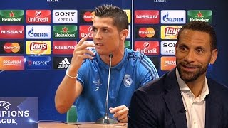 Video Cristiano Ronaldo's Comments About Messi, Suarez & Neymar  - Rio's Reaction That They 'Didn't Speak' MP3, 3GP, MP4, WEBM, AVI, FLV Januari 2019