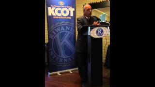 The Kiwanis Club of Tempe December 17, 2015