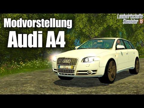 Audi A4 Avant Quattro v1.1