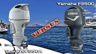 8. Suzuki DF350A V6 vs Yamaha F350 V8 Outboard