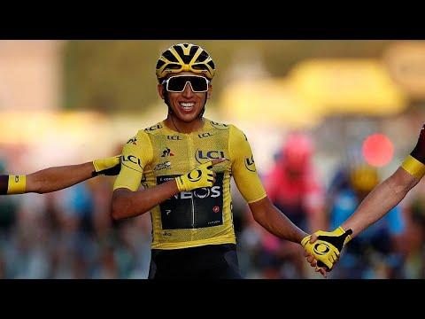 Radsport: Egan Bernal gewinnt die Tour de France - Buchmann auf Platz vier