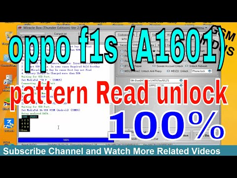 Download Oppo F1s Hard Reset Unlock Pattern A16010 Remove Password