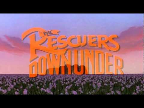 Rescuers Down Under Intro