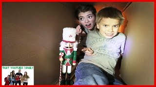 Video The Toy Collector Part 6 Exploring The Hello Neighbor Tunnels!/ That YouTub3 Family I Family Channel MP3, 3GP, MP4, WEBM, AVI, FLV Desember 2018