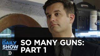 Switzerland: So Many Guns, No Mass Shootings